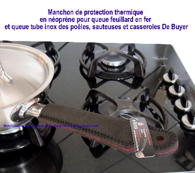 Manchon queue froide De Buyer